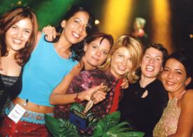Friseur Fürth Gala 2001